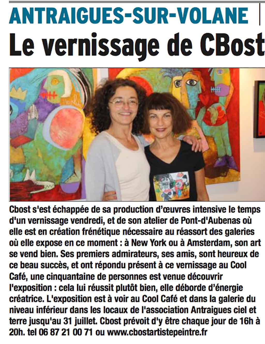 CBost - Exposition Antraigues Cool Café 2017 - 05