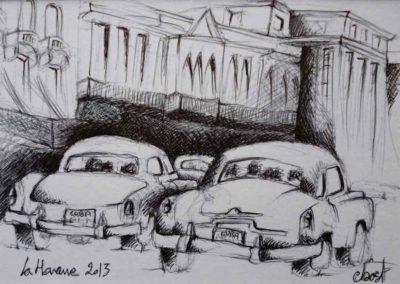 CBost - Carnets de voyage - La Havane - Cuba - 06