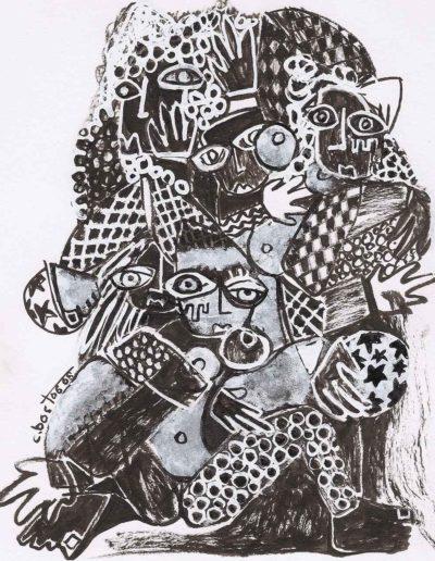 Cbost-encre-de-chine-sur-canson-pyramide-collection-particuliere-01-cadre