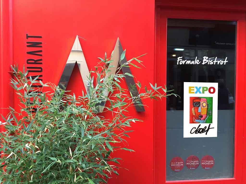 CBost - Exposition M Restaurant Aubenas 2017 - 01