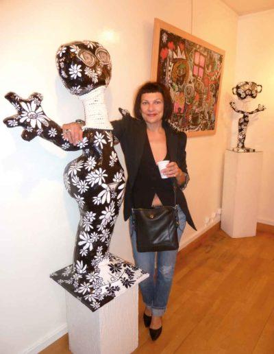CBost - Exposition Paris Galerie Thuilliers - 01