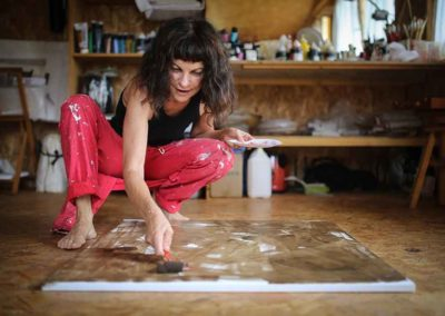 CBost at work - Atelier - Couleur - © Laurent Dalverny - 10