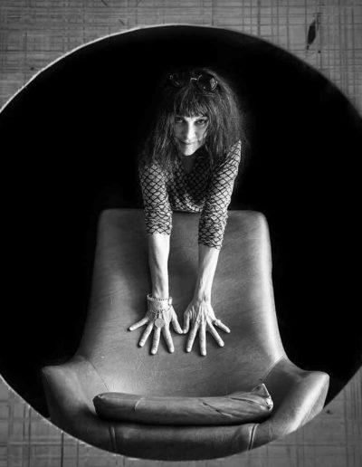 CBost portrait - Noir et blanc - © Laurent Dalverny - 01