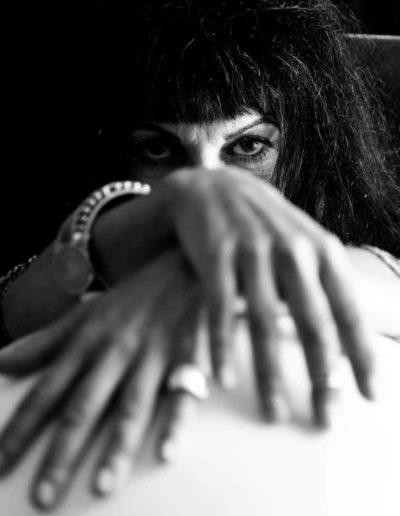 CBost portrait - Noir et blanc - © Laurent Dalverny - 02