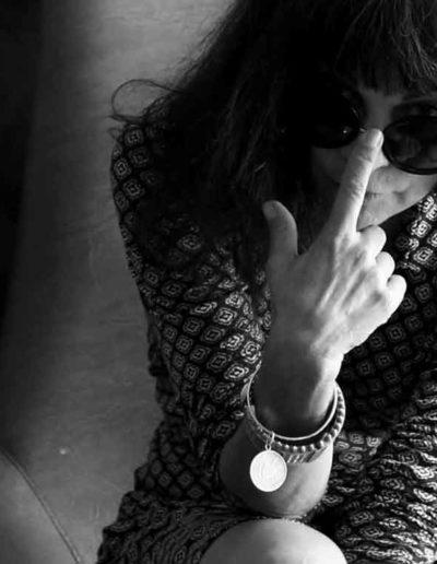 CBost portrait - Noir et blanc - © Laurent Dalverny - 05